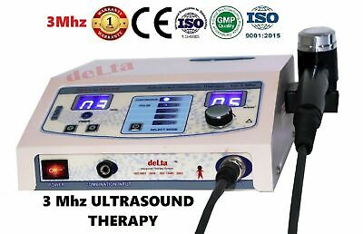 Ultrasound Therapy Therapeutic Deep Heat Treatment Physiotherapy Pain Relief D
