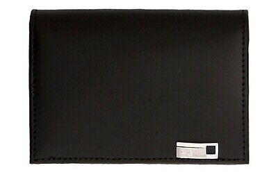 Aaron Irvin Aaron Irvin Leather Accessory card case genuine leather(black)