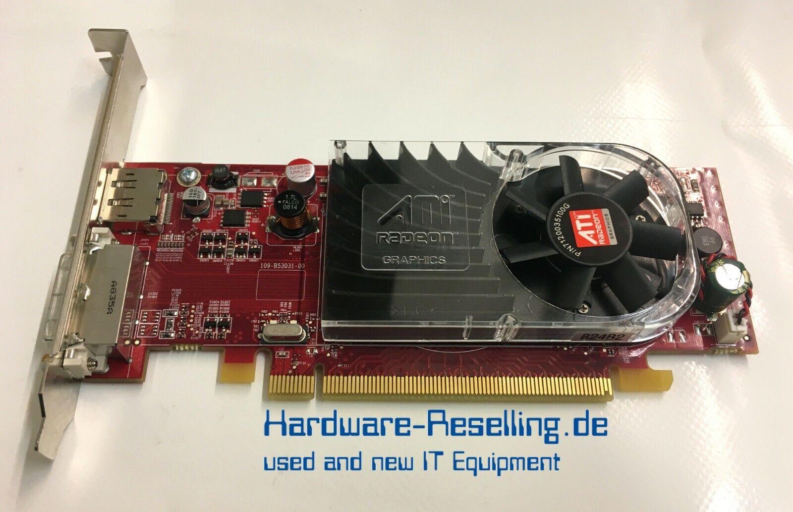 HP ATI Radeon HD 3470 Grafikkarte PCIe 2.0 x16 DisplayPort DVI-I 483951-001