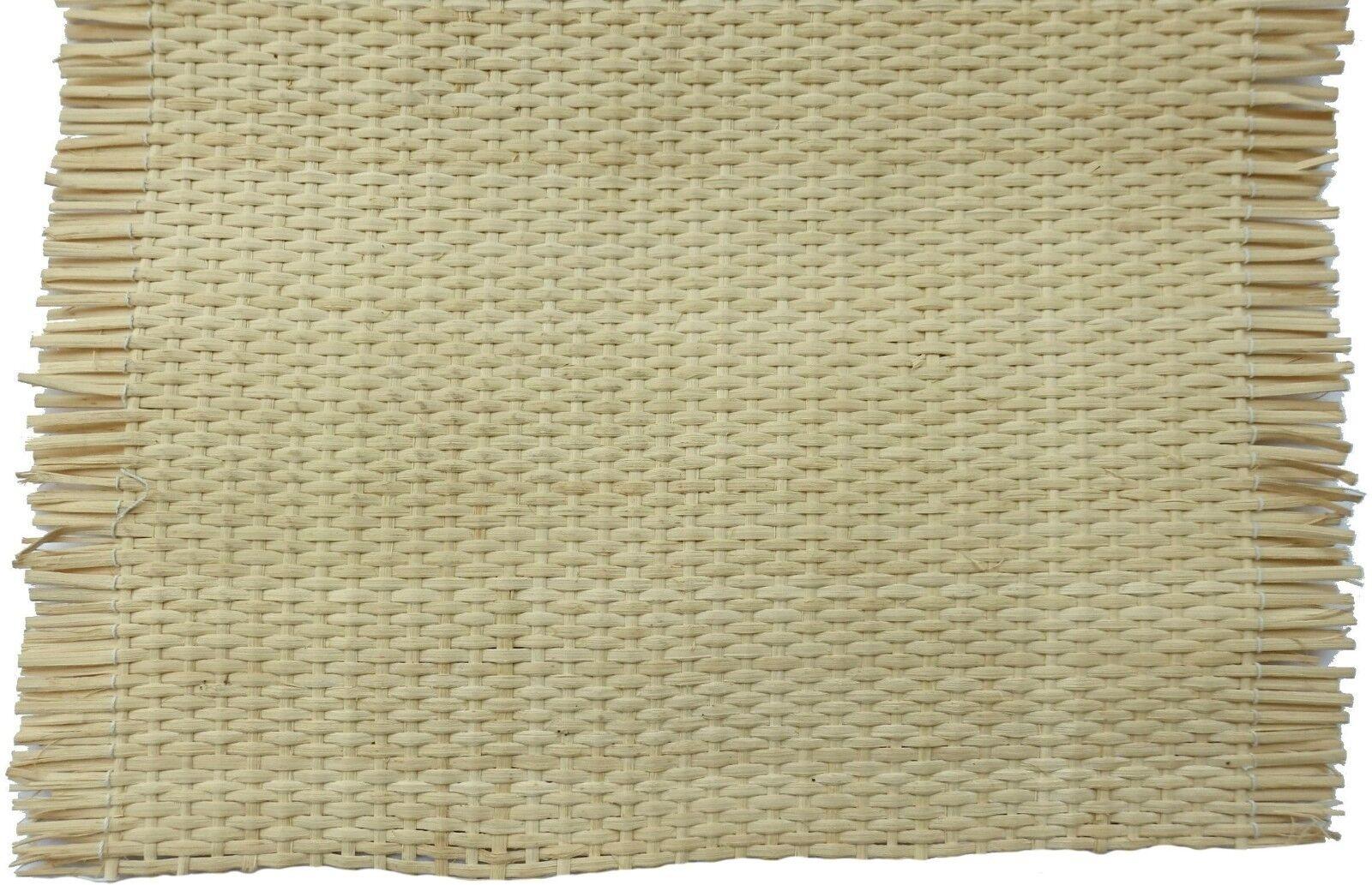 Flechtgewebe Flechtmatte Sichtschutz aus Peddigschiene 5mm - 1 Meter x 45cm