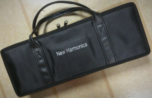 Harmonica generic case for 12 harps
