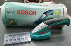 Bosch - Isio Cordless Shrub Shear (3600H33001)