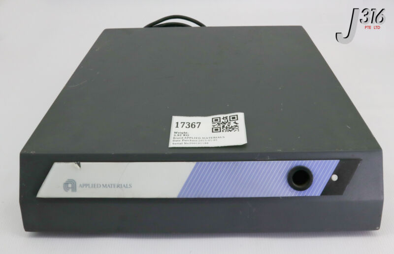 17367 Applied Materials Assy, Vga Monitor, Stand Alone 0010-70386