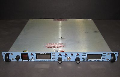Emi 60v 10a Programmable Variable Output Dc Power Supply Ems60-10-1-d-0852