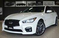 2017 Infiniti Q50 3.0t Red Sport, CPO from 4.9% & CPO Warranty Markham / York Region Toronto (GTA) Preview