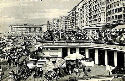026 952 - CPSM - Belgique - Oostende - La plage