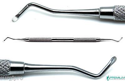 Dental Excavator 18w Restorative Double Ended Spoon 1.5mm Instruments