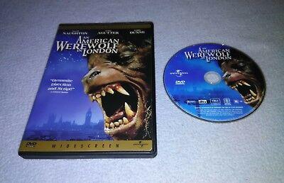 An American Werewolf in London (DVD, **HALLOWEEN