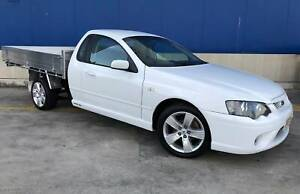 2006 Ford Falcon XR6 BF MKII Ute - Auto - LPG - Very Tidy! Slacks Creek Logan Area Preview
