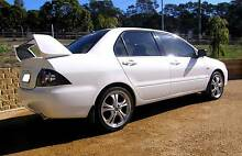 Mitsubishi Lancer ES CH 2004 Sedan Hobart CBD Hobart City Preview
