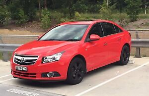 Cruze CDX Petrol 1.8 Warriewood Pittwater Area Preview