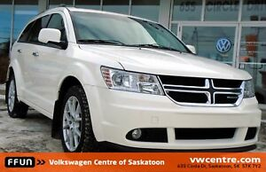 2011 Dodge Journey R/T AWD, Heated/Leather Seats, Remote Star...