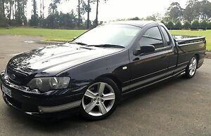 2003 Ford Falcon XR6 Ute Kinglake Murrindindi Area Preview