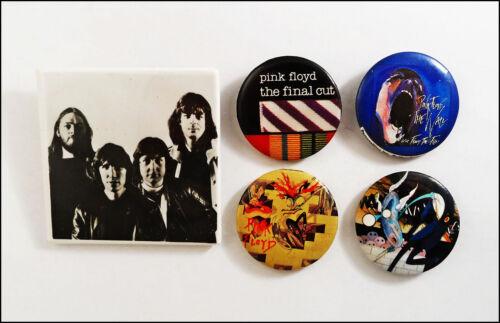 Pink Floyd Lot Of 5 Original 70