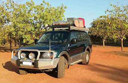 Fully Equipped 2002 Pajero
