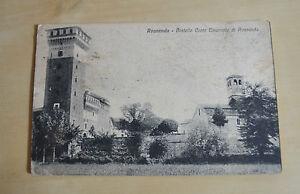 CARTOLINA VERCELLI CASTELLO ROASENDA VIAGGIATA DEL 1927 SUBALPINA - Cuneo, Italia - L'oggetto può essere restituito - Cuneo, Italia