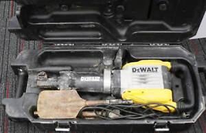 DeWalt D25961-XE Demolition Jack Hammer - 16kg - 1600W