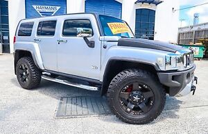 ** HUMMER H3 LUXURY + LOW KLMS + $0 DEPOSIT FINANCE ** Woodridge Logan Area Preview