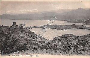 Cartolina-Postcard-Ile-Rousse-Le-Golfe-anni-039-10