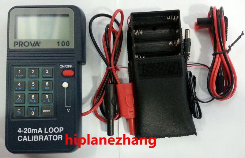 Hi-Accuracy 0.025% 4-20mA Process Loop Calibrator Auto Ramp PROVA-100 New