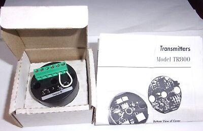 New Simpson Tr800 1 0 2 0 400f Temperature Rtd Module Transmitter B284902