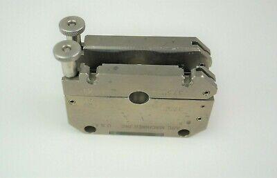 Arc Machines Ami Orbital Welding Model 9ct Cassette Type .375 38 Collets Clamp