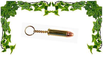 1 Stk. Patronen-Schlüsselanhänger .38 Spezial / Winchester  - Nr. 006