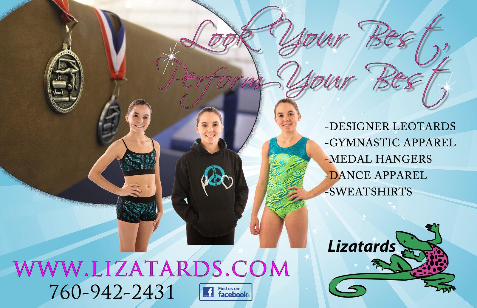 Lizatards GymnasticsDanceApparel
