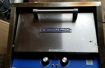 Bakers Pride P18 - Countertop Electric Oven With Stone Deck Pick Up Only