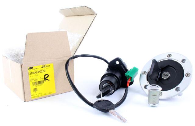 Genuine OEM Lock Sets for  HYOSUNG GT250R Carby & EFI model