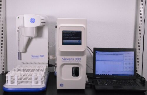 GE Suez Sievers 900 Lab TOC Analyzer +Autosampler & Control laptop w/Warranty