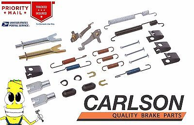Complete Rear Brake Drum Hardware Kit for Honda Civic 1984 1995 ALL