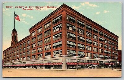 Rochester New York~Sibley Lindsay & Curr  Department Store~Display (Rochester New York Department Stores)