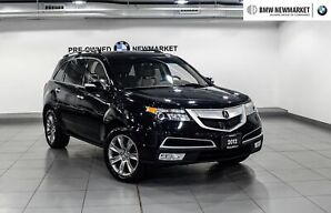 2012 Acura MDX Elite 6sp at -1owner|NO Accidents|