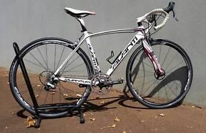 Womens Avanti Quantum Carbon Road Racing Bike Size S-M 53.5cm