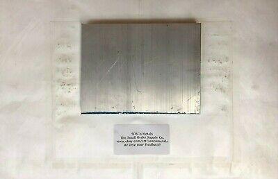 1 6061 Aluminum Plate Flat Bar 6 X 8