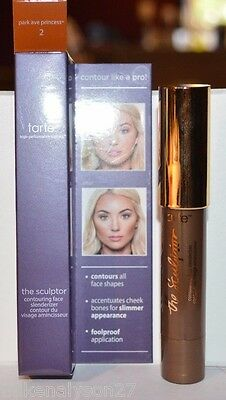 TARTE Park Ave Princess 2 The Sculptor Contouring Face Slenderizer Full size $24