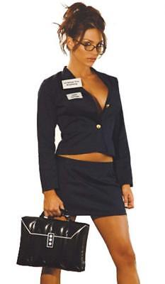 Babe Sexy Adult Costume (Real Estate Realtor Babe Sexy Adult Costume MD 6-10 )