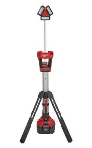 Milwaukee Tool M18 Rocket LED Tower Light/Charger (Tool Only)
