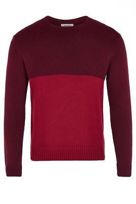 Hymn Squire Jumper, Burgundy, Extra Large, BNWT