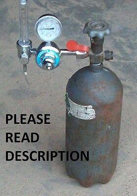 Mig Welder Gas Co2 -- How I Refill Mine - Pdf