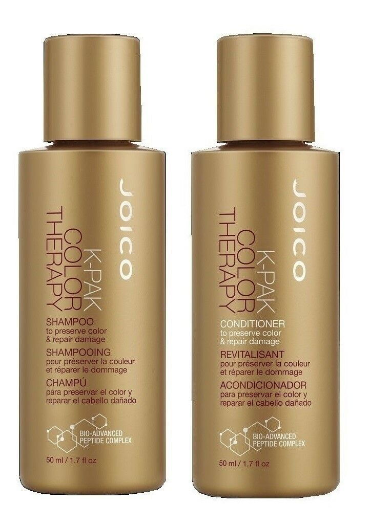 JOICO K-PAK Color Therapy Shampoo and / & Conditioner DUO 1.
