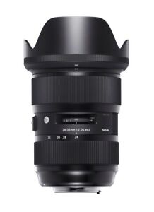 SIGMA 24-35MM F2 DG HSM CANON (ART)