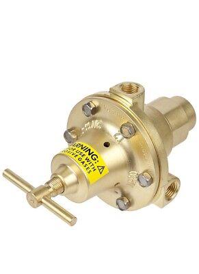 Meco Type P 5641-8464 5500 Psi In High Pressure Regulator