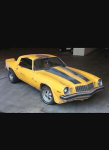 Looking for a project Muscle car