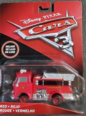 Disney Pixar Cars Duke Coulters Die Cast Toy Rare New Unopened Free Shipping