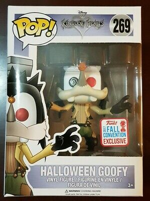 2017Summer Convention SDCC Kingdom Hearts Halloween Goofy Funko Pop 269 - 2017 Halloween Conventions