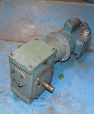Reliance S-2000 Electric Motor C56s1590p-ea W Hytrol Gear Reducer 4ac30-1rh