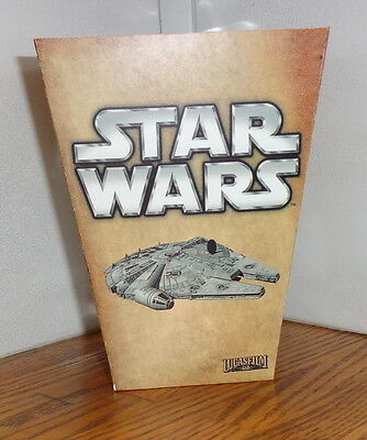 Star Wars Popcorn Box 1. Harrison Ford......free Shipping