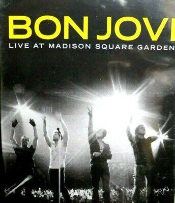 Bon Jovi Live Concert NEW! DVD, 25 tracks BEST of , Madison Square Garden NY